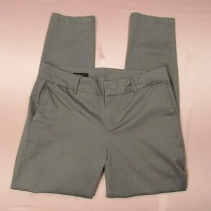 Kut from The Kloth Gray 'Trouser Skinny' Pants 10